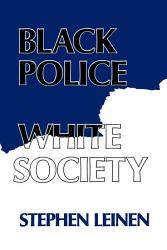 Black Police White Society Book PDF