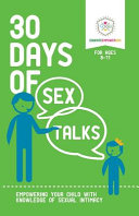 30 Days of Sex Talks for Ages 8 11 PDF