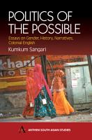 Politics of the Possible PDF