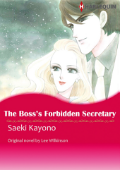 THE BOSS'S FORBIDDEN SECRETARY: Harlequin Comics