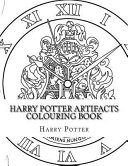 Harry Potter Artifacts Colouring Book Book