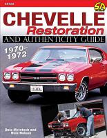 Chevelle Restoration and Authenticity Guide 1970 1972 PDF