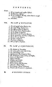The Laws Relating to Landlords and Tenants: Or, Every Landlord and Tenant His Own Lawyer : Containing the Whole Law Respecting Landlords, Tenants, and Lodgers, Laid Down in a Plain, Easy, and Comprehensive Manner : to which are Added the Most Approved Forms of Notices to Quit, Directions for Making a Distress, and for Replevying Goods when Illegally Taken : Also Memorandums for Letting Houses, Lands, and Apartments, by Agreement, Or on Lease, and Various Precedents of Leases, and Other Useful Deeds, as Settled by the Most Eminent Counsel
