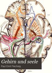 Gehirn und seele: Rede, gehalten am 31. october 1894 in der Universitätskirche zu Leipzig