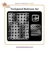 Variegated Bedroom Set