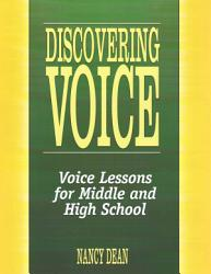 Discovering Voice PDF