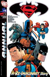Superman/Batman Annual (2006-) #1