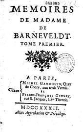 Mémoires de Madame de Barneveldt, par J. Du Castre d'Auvigny et Guyot Desfontaines