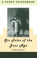 Six Tales of the Jazz Age and Other Stories PDF