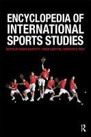 Encyclopedia of International Sports Studies PDF