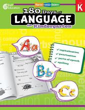 180 Days of Language for Kindergarten: Practice, Assess, Diagnose