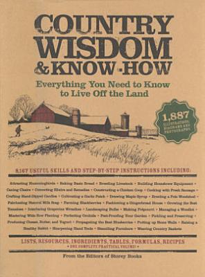 Country Wisdom   Know How