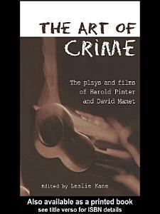 The Art of Crime PDF