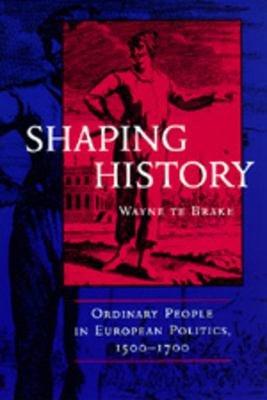 Shaping History