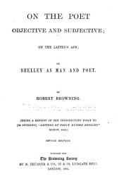 On the Poet Objective and Subjective PDF