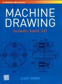 Machine Drawing Includes Autocad