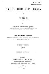 Paris Herself Again in 1878-9: Volume 1