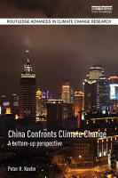 China Confronts Climate Change PDF
