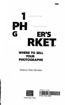 Photographer s Market  1986 PDF