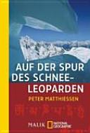 Auf der Spur des Schneeleoparden PDF