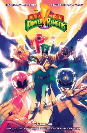 Mighty Morphin Power Rangers Vol  1