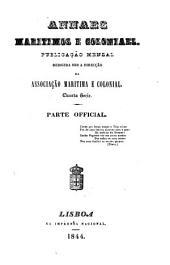 Annaes maritimos e coloniaes: Volume 4