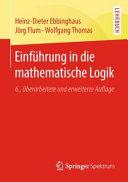 Einf  hrung in die mathematische Logik PDF