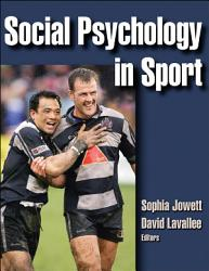 Social Psychology In Sport Book PDF
