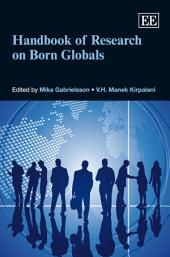 Handbook of Research on Born Globals