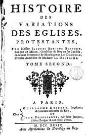 Histoire des variations des églises protestantes, 2