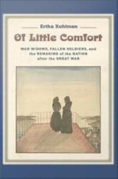 Of Little Comfort: War Widows, Fallen Soldiers, and the Remaking of Nation After the Great War