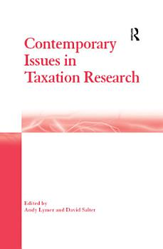 Contemporary Issues in Taxation Research PDF