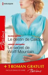 Le destin de Caliope - Le secret de Wolff Mountain - Rendez-vous à Venise: (promotion)