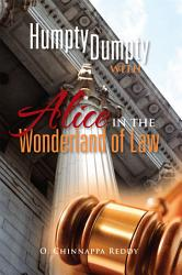 Humpty Dumpty With Alice In The Wonderland Of Law Book PDF