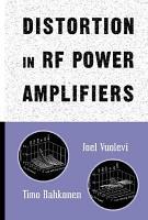 Distortion in RF Power Amplifiers PDF