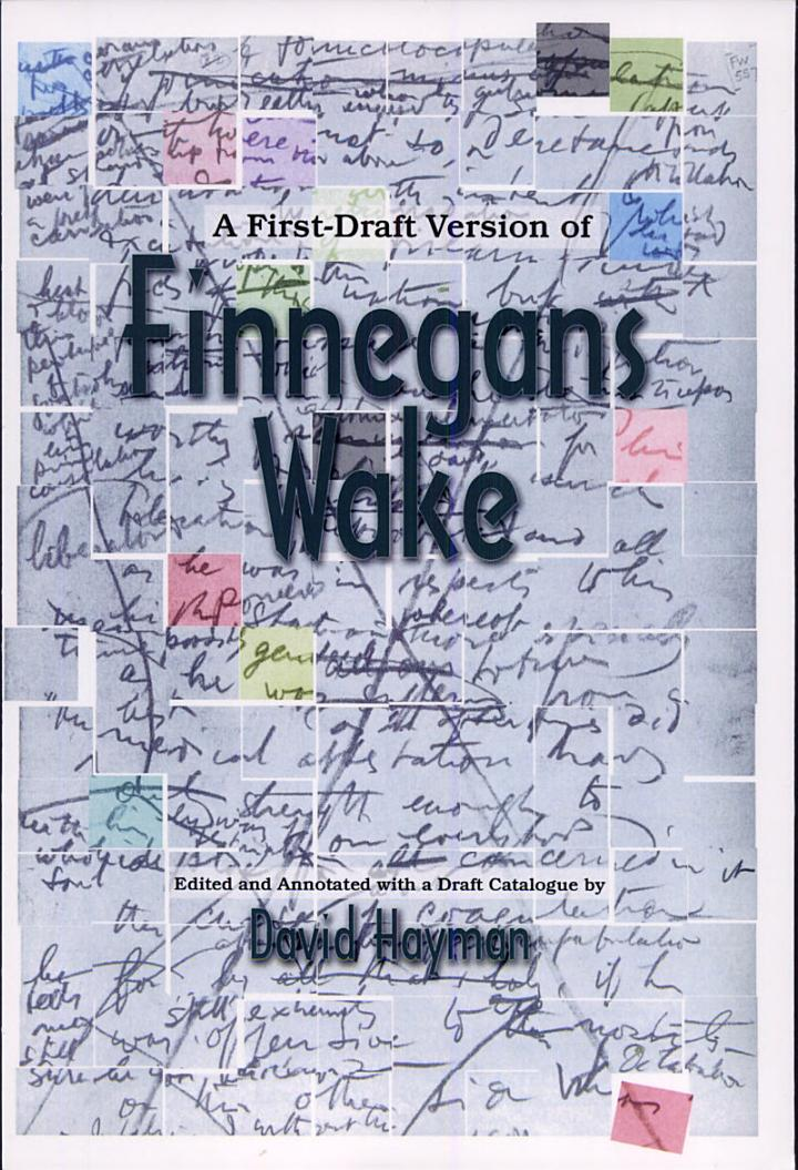 A First-draft Version of Finnegans Wake