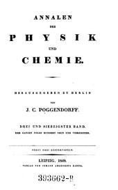Annalen der Physik. Angefangen von Friedr(ich) Albr(echt) Carl Gren, fortgesetzt von Ludwig Wilhelm Gilbert: Band 149