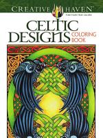Creative Haven Celtic Designs Coloring Book PDF