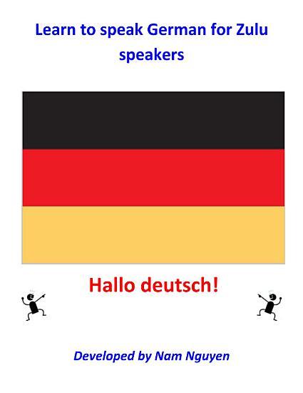 Learn to Speak German for Zulu Speakers PDF