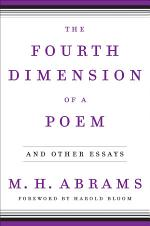 The Fourth Dimension of a Poem: and Other Essays