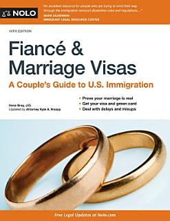 Fianc   and Marriage Visas Book