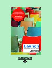 Launch: Starting a New Church from Scratch (Large Print 16pt)
