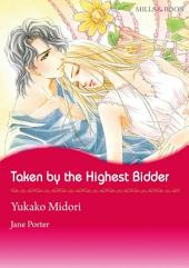 Taken by the Highest Bidder: Mills & Boon Comics