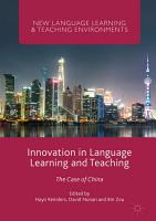 Innovation in Language Learning and Teaching PDF