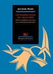 Las razones éticas del realismo: Revista Española en la literatura del medio siglo
