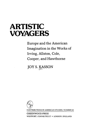 Artistic Voyagers