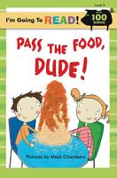 Pass the Food  Dude  PDF