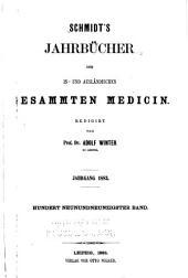 Schmidt's Jahrbuecher: Volumes 199-200