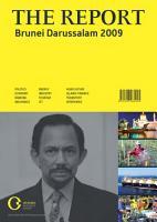 The Report  Brunei Darussalam 2009 PDF