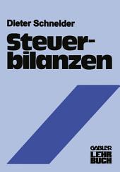 Steuerbilanzen: Rechnungslegung als Messung steuerlicher Leistungsfähigkeit